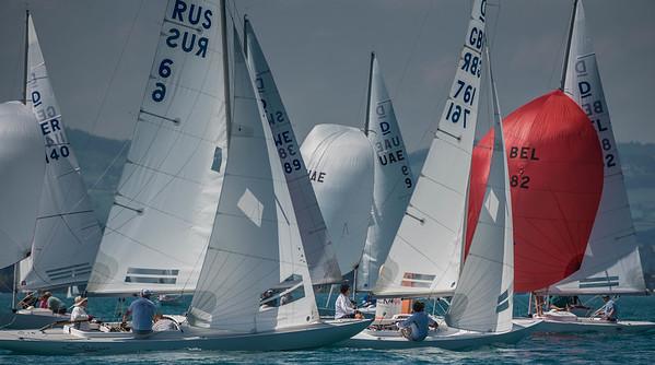 Dragon European Championship 2017
