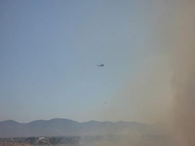 Desert Knolls Fire