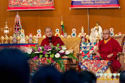 嘉生上師與您同行廿五載 Venerable Lama Kelzang 25th Anniversary in Hong Kong