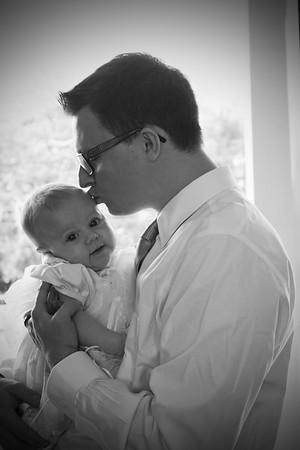 Jocelyn Payne Baptism