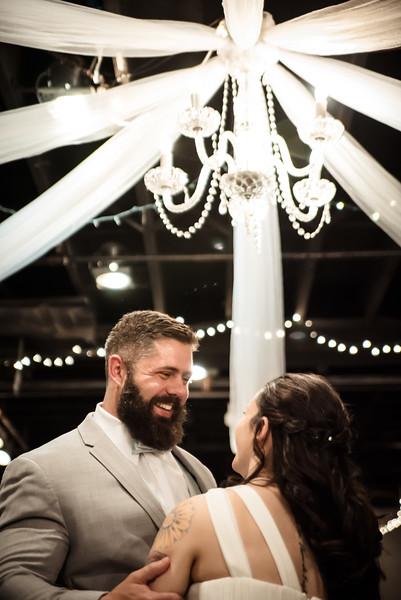Jocelyn and Chad Wedding