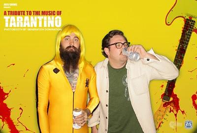 Joco Shows presents Tarantino