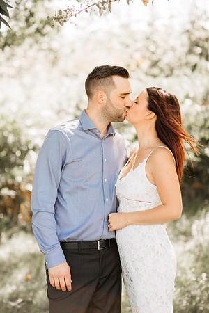 Joe and Alissa _ married  (239)