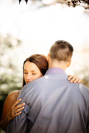 Joe and Alissa _ married  (245)