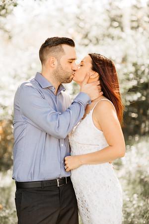Joe and Alissa _ married  (240)