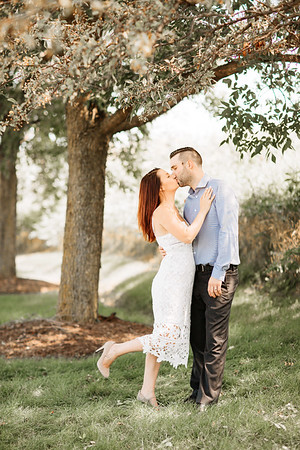 Joe and Alissa _ married  (246)