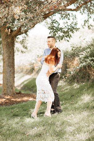 Joe and Alissa _ married  (247)