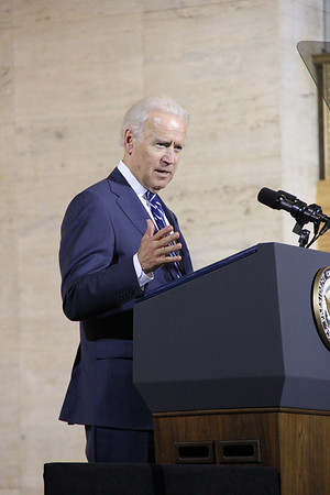 Joe Biden - 30th Street Station