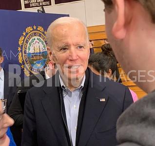 Joe Biden at GOTV Event in Hudson, NH