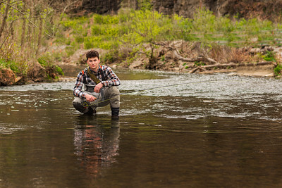 DSC_9211 Joe crouched fly fishing