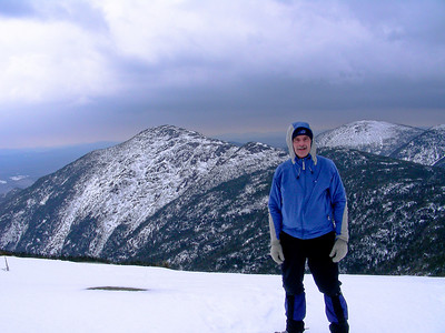 Joe High Peak Climbs Winter 09-10