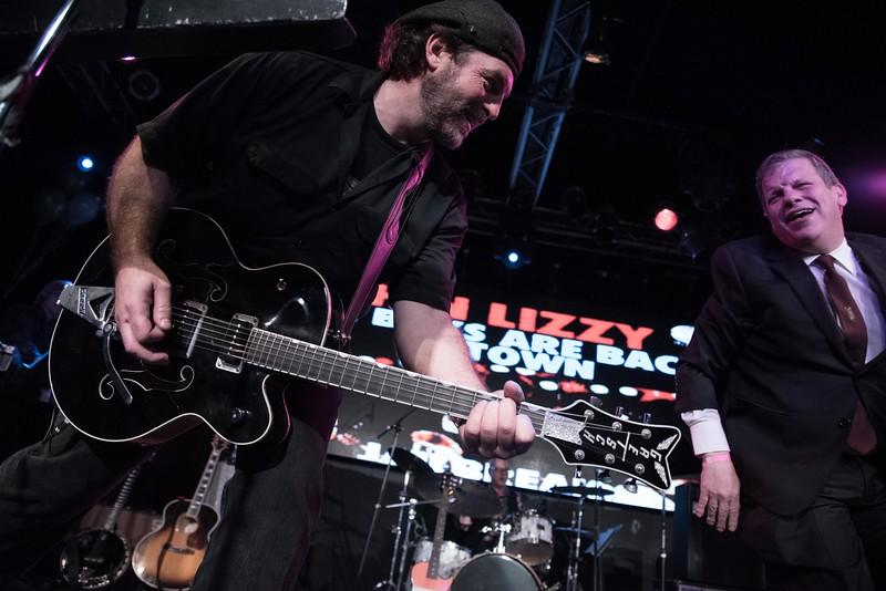 Chris Flynn & Jahn Xavier