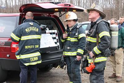 2 Alarm Apartment Fire - 290 Pratt St, Meriden, CT - 2/5/20