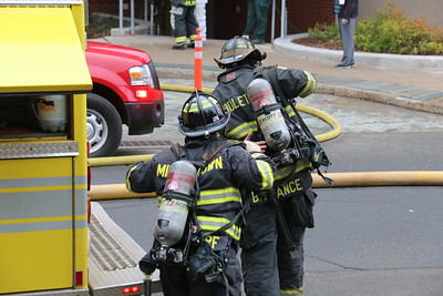 2 Alarm Building Fire - Middlesex Hos, Middletown, CT - Unknown Date