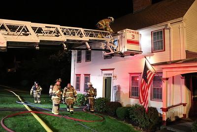Working Fire - 1005 Worthington Ridge, Berlin, CT - 5/16/20