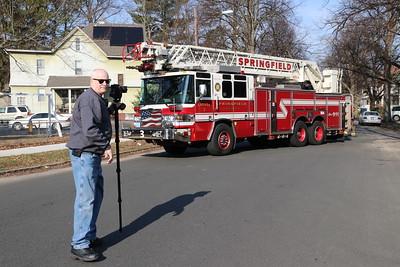 CFPA Apparatus Shoot - Springfield FD, Springfield, MA - 4/14/18