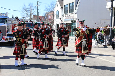 NEW LONDON CT. SAINT PATRICKS DAY PARADE 3-11-2018.  PHOTOS BY- JOE MARINO
