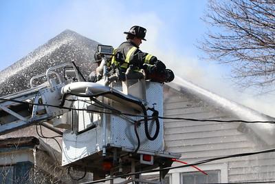 2 Alarm Dwelling Fire - Hillside Ave, Hartford, CT - 3/18/20