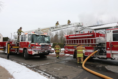 W/F 110 PARISH DR. KENSINGTON, CT.  12-15-17 HOT TUB FIRE WITH EXTENTION TO HOUSE.