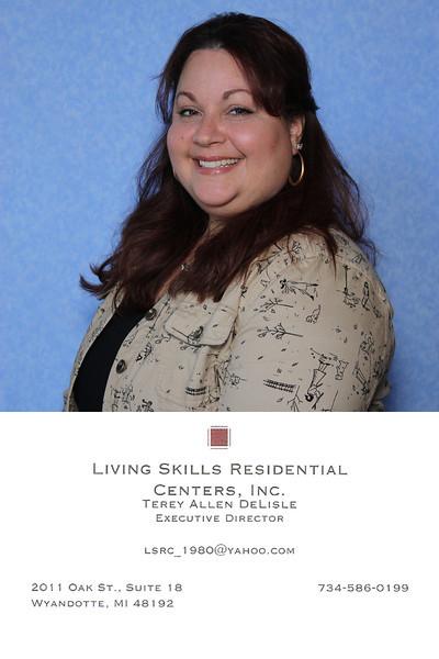 Living Skills Residential Centers - Terey Allen Delisle