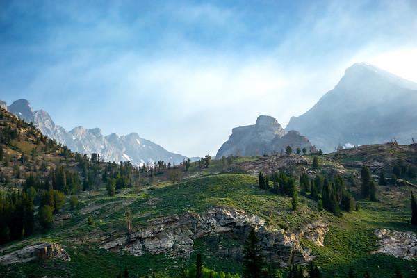 Pioneer Mountains - Hyndman Peak Trail