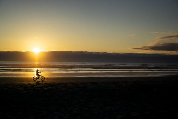 Sunset Beach Bike
