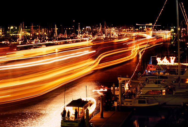 Channel Islands Harbor Parade of Lights
