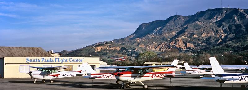 Santa Paula Airport