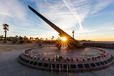 Sunrise, Port Hueneme Memorial Sundial