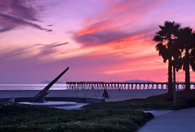 Sundial Memorial, Port Hueneme