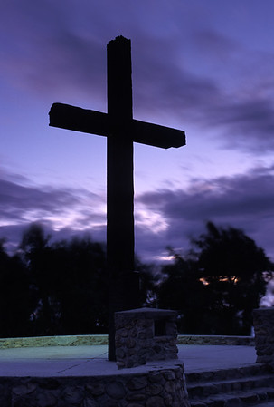 Cross at Grant Park, Ventura