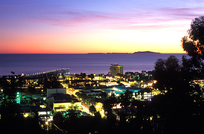 Ventura at Night