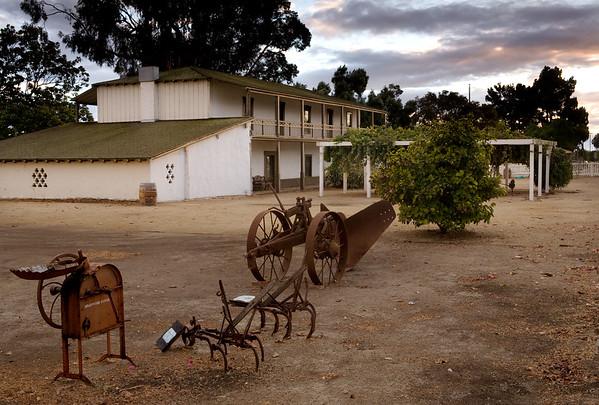 Olivas Adobe, Ventura