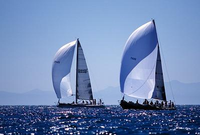 Downwind leg, Ventura Cup 2002