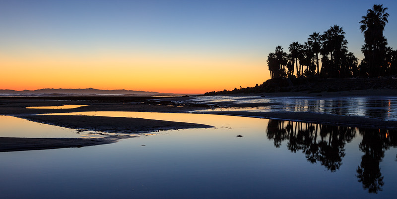 Low Tide Ventura Beach