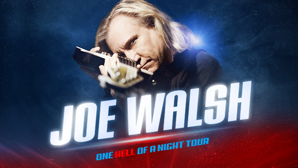 Joe Walsh - One Hell Of A Night