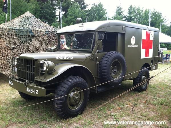M43 Ambulance (1954)