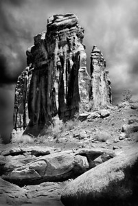 Petrified Castle, Arches Nat Park, Utah