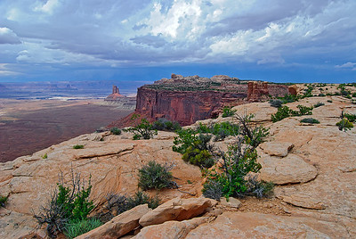 Magnificent view, Canyonlands, Utah