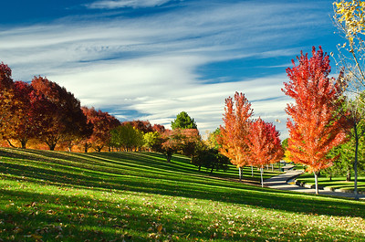 Fall in Denver, Colorado
