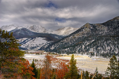Rocky Mountain Winter