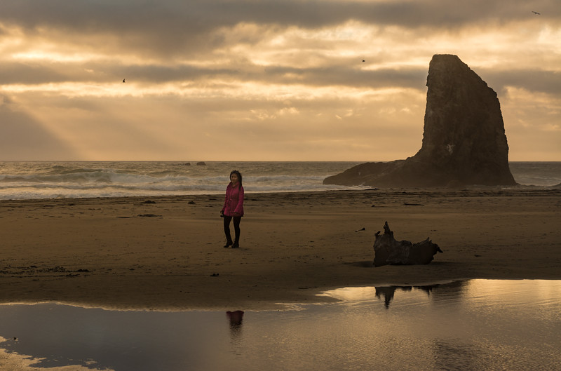On the Beach, Bandon