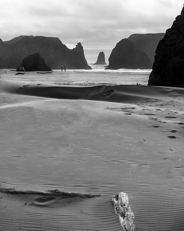On the Beach, Bandon