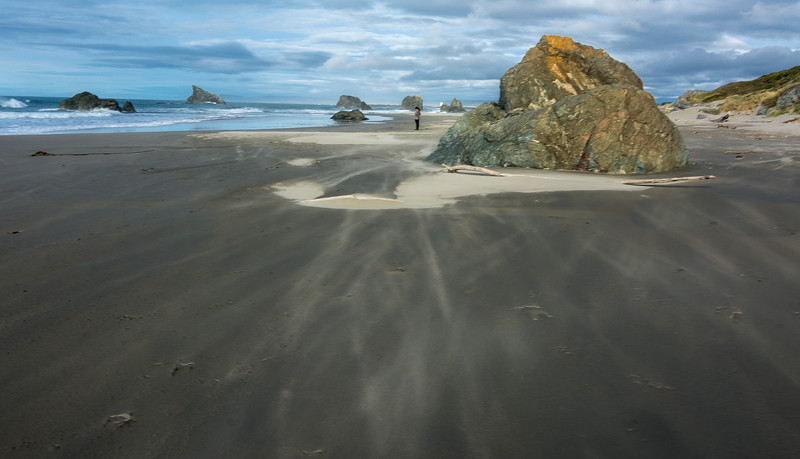 Beach near Bandon
