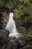 La Mina Waterfall