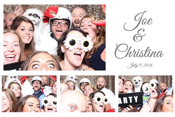 Joe and Christina's Wedding