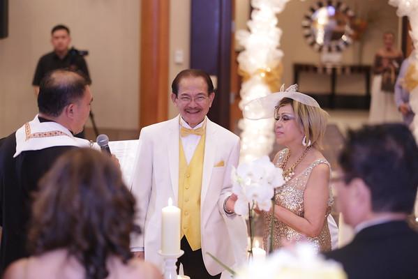 Joe and Leone 50th Wedding Anniversary
