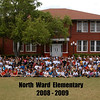 Joe class picture North Ward Elementary School Florida 2008-2009