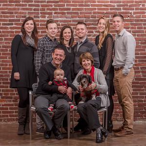 Joel Sims Family