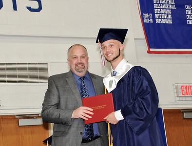 Joel graduation